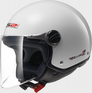 Kask LS2 OF560 ROCKET II SOLID White S