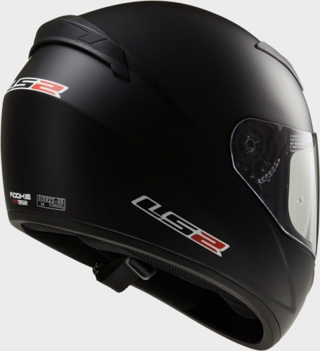 Kask LS2 FF352 ROOKIE SOLID Matt Black 2.jpg