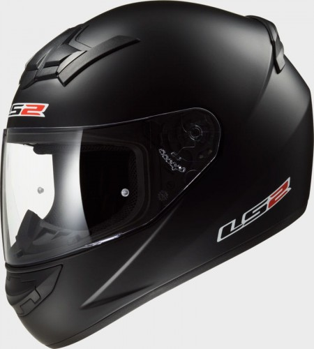 Kask LS2 FF352 ROOKIE SOLID Matt Black 1.jpg