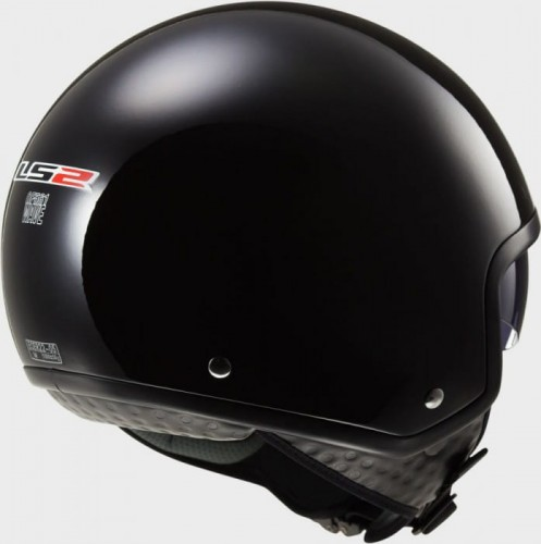 Kask LS2 OF561 WAVE SOLID Gloss Black 2.jpg